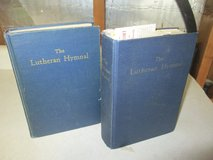1941 Lutheran Hymnal in Westmont, Illinois