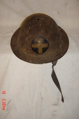 USA WW I  M1917 brodie helmet 100 years old this year!! in Naperville, Illinois
