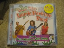The Laurie Berkner Band - DVD& CD in Bolingbrook, Illinois