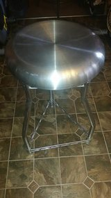 Chrome Bar Stool in Clarksville, Tennessee