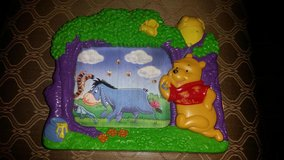 Winnie The Pooh Scroll Musical TV in Clarksville, Tennessee