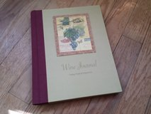 Wine Journal Tasting Notes & Impressions in St. Charles, Illinois