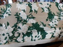 Floral Fabric in Cherry Point, North Carolina