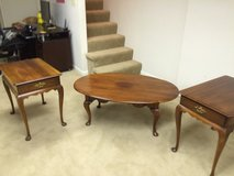 Statton Americana Coffee Table and two side tables in Joliet, Illinois
