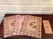Pimpernel Cork-Backed Placemat and Coaster Set (9 Pieces) in Plainfield, Illinois