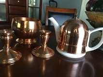 Copper set one of a kind in Kingwood, Texas