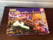 Neon Glow in the Dark Las Vegas 1000 Piece Puzzle in Plainfield, Illinois