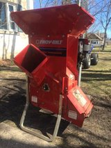 TROY BUILT CHIPPER / SHREDDER in Tinley Park, Illinois
