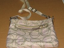 Coach shoulder purse in Fort Campbell, Kentucky