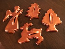Copper Cookie Cutters in Naperville, Illinois