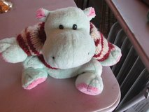 Hippo With Sweater Stuffed Animal in Orland Park, Illinois