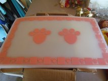 Floor Placemats for Cat or Dog(5) in Orland Park, Illinois