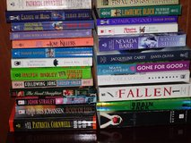 over 70 paperbacks(see list) in Bolingbrook, Illinois