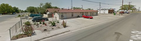 1521 B Refrigerated central AC 2 Bed 2 Full Baths Kitchen with two separate Living Areas in Alamogordo, New Mexico