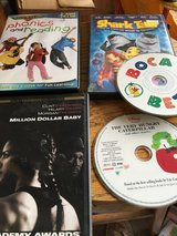 Misc DVDs in Plainfield, Illinois
