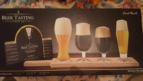 Beer Tasting 6 Piece Set in Quantico, Virginia