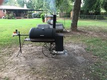 Custom Built Smoker in Byron, Georgia