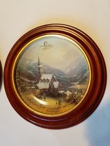THOMAS KINKADE COLLECTOR PLATE ~ LOVE in Yucca Valley, California