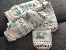 Muk Luks Slipper Socks Size s/m in Joliet, Illinois