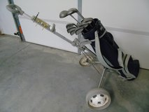 Golf Clubs & Cart in Fort Riley, Kansas