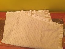 Pink baby girl blanket Like New in Naperville, Illinois