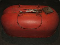 Vintage Phil Rite Outboard Gas Tank Can in Aurora, Illinois
