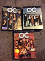 The OC Complete Seasons 1,3,4 in Camp Lejeune, North Carolina