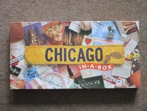 Chicago In A Box (Monopoly like board game) in Naperville, Illinois