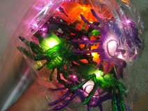 """NEW IN BOX """"HALLOWEEN SPIDER"""" STRING OF LIGHTS in Camp Lejeune, North Carolina"""