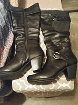 Rialto , carolynn black color boots in Fort Bragg, North Carolina