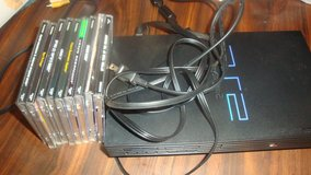 PLAY STATION 2 AND 10 GAMES in Lawton, Oklahoma