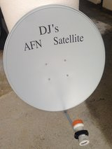 Recommended AFN Satellite Dish with Single LNB in Okinawa, Japan