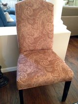 Upholstered Chair--Price Reduced in Naperville, Illinois