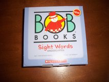 BOB books sight word set w/ extras in Clarksville, Tennessee