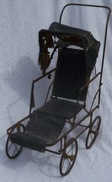 Antique Doll Carriage in Naperville, Illinois