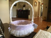 NWT Lined Basket in Naperville, Illinois