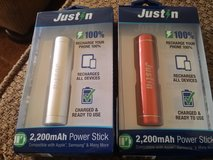 New power sticks in Naperville, Illinois