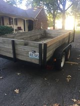 6 X 12 Heavy Duty Trailer in Fort Leonard Wood, Missouri
