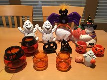 Halloween Decor 14 pc. Lot in Bolingbrook, Illinois
