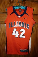 Illini Basketball Jersey in St. Charles, Illinois