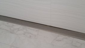 NEW 60 inch stainless steel chrome linear shower drain in Joliet, Illinois