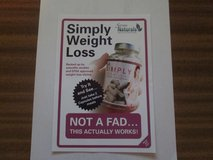 ' Simply ' Weight Loss Capsules in Lakenheath, UK