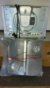 REDUCED AM/FM RADIO W/CD PLAYER AND 2/SPEAKERS in Fort Knox, Kentucky