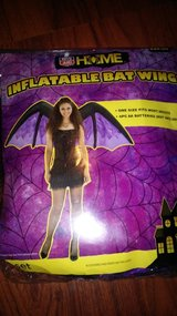 Inflatable Bat Wings in The Woodlands, Texas