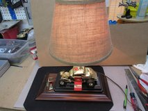 """Vintage Nascar Winston Cup Diecast Desk Lamp Diecast Metal  """"No Bull"""" Race Car Jimmy Spencer in Cherry Point, North Carolina"""
