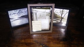 shadow box pictures in The Woodlands, Texas