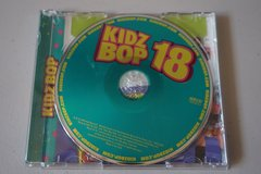 KIDZ BOP 18 CD in Chicago, Illinois