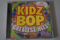 KIDZ BOP GREATEST HITS CD in Chicago, Illinois