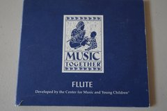 MUSIC TOGETHER FLUTE CDs in Chicago, Illinois