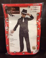 Boys 20s Lil Gangster costume, sz 8-10 in Fort Campbell, Kentucky